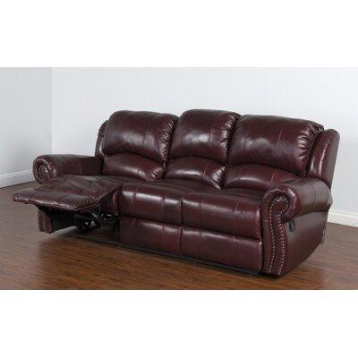 Dakota Dual Reclining Sofa by Sunny Designs