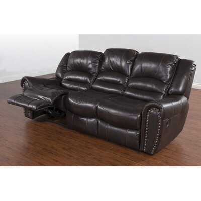 Wyoming Dual Reclining Sofa by Sunny Designs