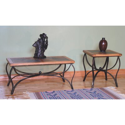 Sunny Designs Sedona Coffee Table Set