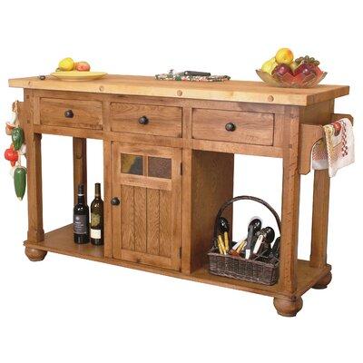 Sedona Kitchen Island Product Photo