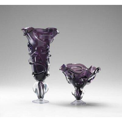 Cyan Design Art Vase