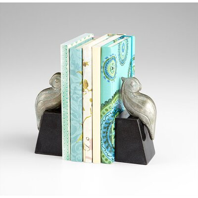 Cyan Design Perched Bird Book End