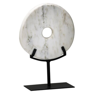 Cyan Design Small Disk on Stand Figurine