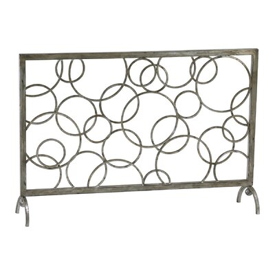 Cyan Design Circle Iron Fireplace Screen