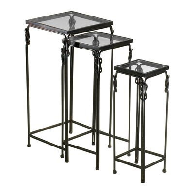 Dupont 3 Piece Nesting Tables by Cyan Design