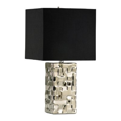 """Cyan Design Java 23"""" H Table Lamp with Square Shade"""