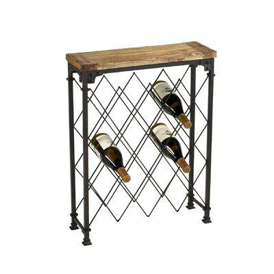 Hudson 9 Bottle Wine Rack by Cyan Design