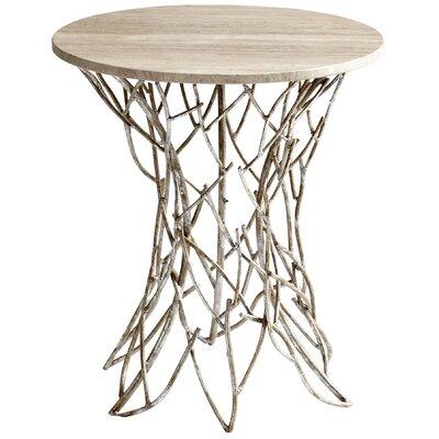 Twigs Side Table by Cyan Design