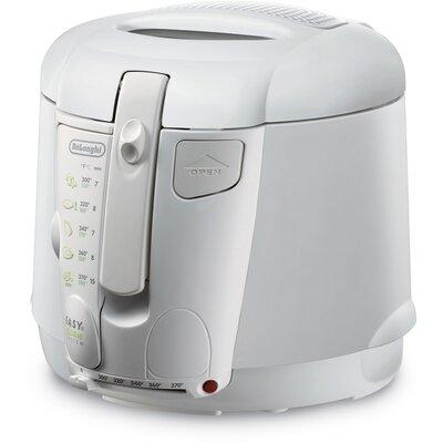 DeLonghi 2 Liter Deep Fryer with Adjustable Thermostat