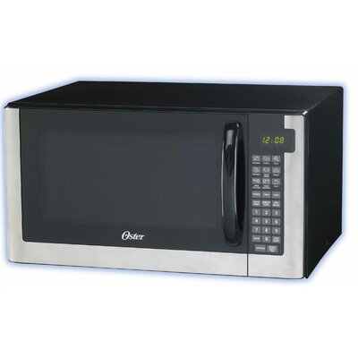 1.4 Cu. Ft. 1200W Countertop Microwave in Black Product Photo