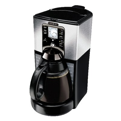 Performance Brew 12-Cup Programmable Coffee Maker by Mr. Coffee
