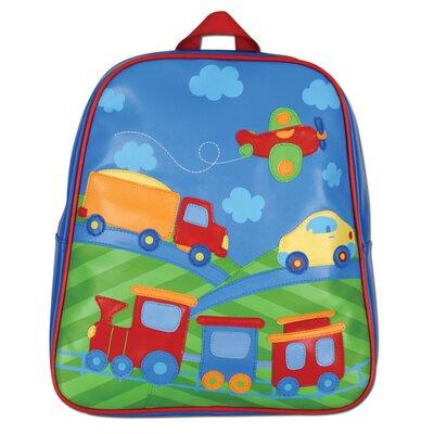 Transportation Go-Go School Backpack by Stephen Joseph