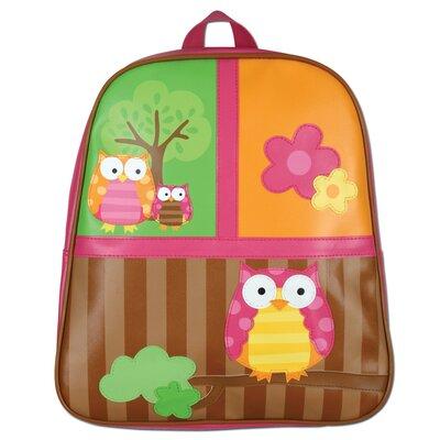 Owl Go-Go School Backpack by Stephen Joseph