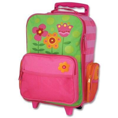 Flower Rolling Suitcase by Stephen Joseph