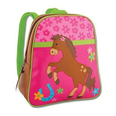Girl Horse Go-Go School Backpack by Stephen Joseph