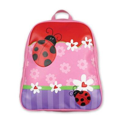 Ladybug Go-Go School Backpack by Stephen Joseph