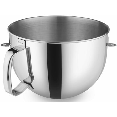 6 Quart Stainless Steel Mixing Bowl by KitchenAid