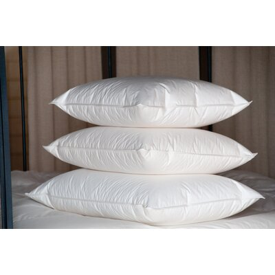 Single Shell 700 Hypo-Blend Firm Pillow by Ogallala Comfort Company