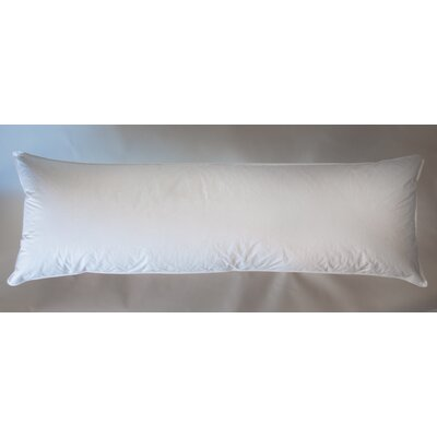 Cotton Body Pillow by Ogallala Comfort Company