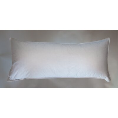 Hypodown Double Boudoir Pillow by Ogallala Comfort Company