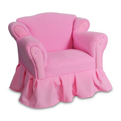 Kid's Princess Chair by Fantasy Furniture