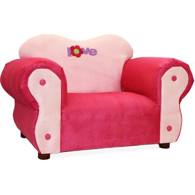 Comfy Kid's Club Chair by Fantasy Furniture