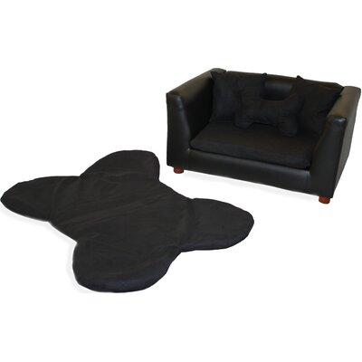 Deluxe Orthopedic Memory Foam Dog Chair Set by Keet