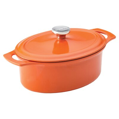 Cast Iron Oval Casserole by Rachael Ray