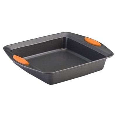 Yum-O Nonstick Square Cake Pan by Rachael Ray
