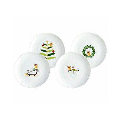Holiday Hoot Dinnerware Collection by Rachael Ray
