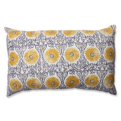 Riya Cotton Throw Pillow by Pillow Perfect