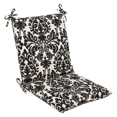 Pillow Perfect Essence Outdoor Dining Chair Cushion