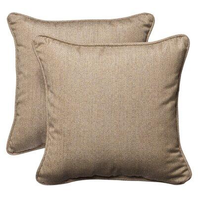 Pillow Perfect Outdoor Sunbrella Throw Pillow