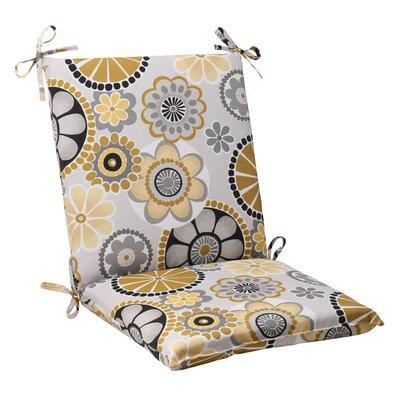 Pillow Perfect Rondo Outdoor Chair Cushion
