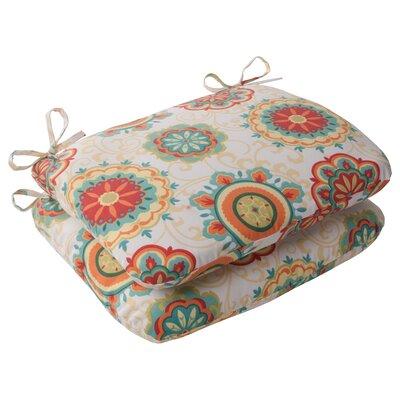 Pillow Perfect Fairington Outdoor Seat Cushion