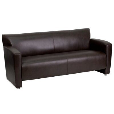 Flash Furniture FFC1999 Hercules Majesty Series Leather Sofa