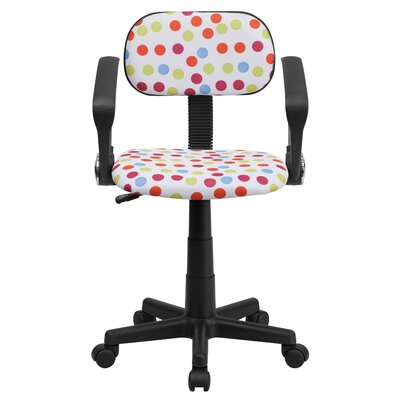 Flash Furniture Low Back Computer Chair
