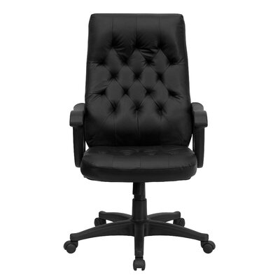 Flash Furniture Traditional High-Back Executive Chair