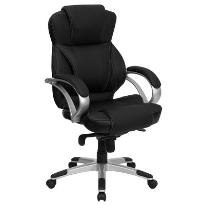 Flash Furniture High-Back Contemporary Executive Chair with Designer Loop Arms