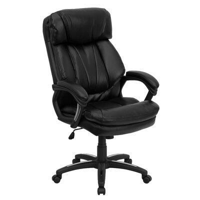 Flash Furniture Hercules Series High-Back Leather Executive Chair