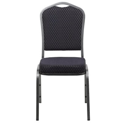 Flash Furniture Hercules Series Stacking Crown Back Guest Chair