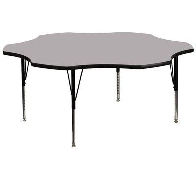 "Flash Furniture 60"" Flower Classroom Table"