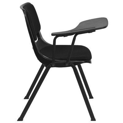 "Flash Furniture 17.38"" Fabric Tablet Arm Chair"