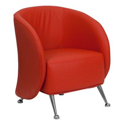 Flash Furniture Hercules Jet Series Reception Lounge Chair