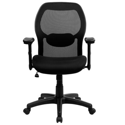 Flash Furniture Super Mid-Back Conference Chair