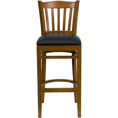 "Flash Furniture Hercules Series 29.5"" Bar Stool with Cushion"