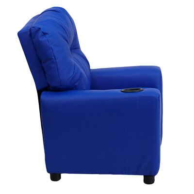 Flash Furniture Contemporary Kid's Vinyl Recliner