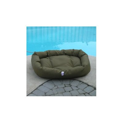 Outdoor Donut Dog Bed by Mammoth