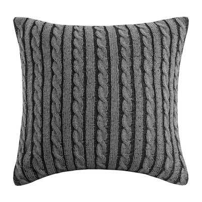 Williamsport Knitted Polyester Throw Pillow by Woolrich