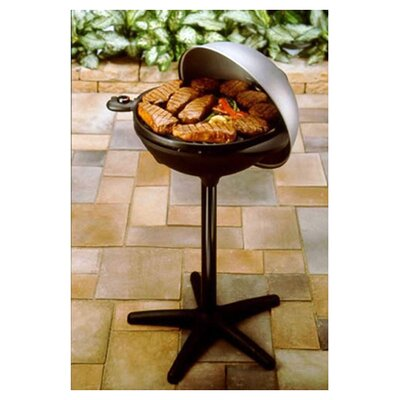 George Foreman Indoor/Outdoor BBQ with Dome Cover